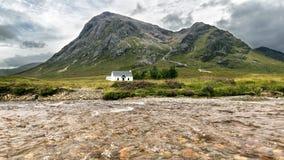 Altopiani della Scozia Immagine Stock