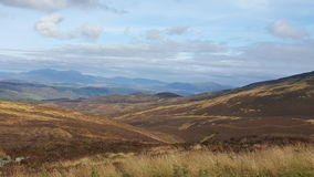 Altopiani Scozia fotografia stock libera da diritti