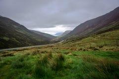 Altopiani scozzesi Fotografia Stock