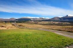 Altopiani scozzesi, Scozia, Regno Unito Fotografia Stock Libera da Diritti