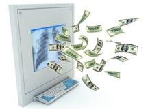 Altos costes de atención sanitaria Fotos de archivo