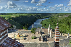 Altos DE Chavon, La Romana, Dominicaanse Republiek Royalty-vrije Stock Afbeeldingen