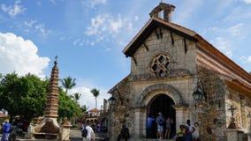 Altos de Chavon village in La Romana Royalty Free Stock Photo