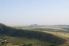 Altos del Golán Foto de archivo libre de regalías