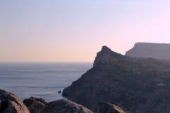 Altos mares Foto de archivo libre de regalías