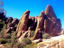 Altos picos Fotos de archivo