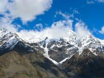 Altos picos de Tien Shan 02 imagenes de archivo
