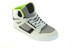 Altos zapatos Foto de archivo