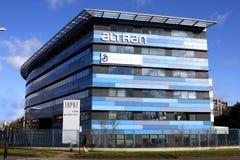 Altran Technologies Company Stock Image