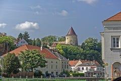 Altstadt冯Krems 免版税库存图片
