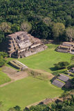 Altun brzęczenia, majowie ruiny Obrazy Royalty Free