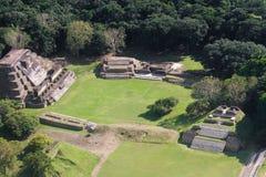 Altun brzęczenia, majowie ruiny Fotografia Stock