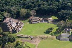 Altun brzęczenia, majowie ruiny Obraz Royalty Free
