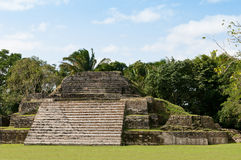 Altun Ha royalty free stock image