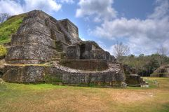 Altun Ha Stock Photography