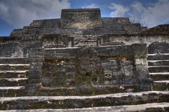 Altun Ha royalty free stock images