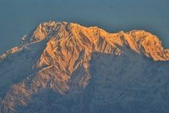 A altura das montanhas que você deseja ser fotografia de stock