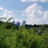Altura de Atlanta Imagenes de archivo