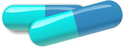 Altura do comprimido Foto de Stock