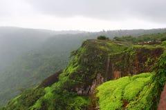 Alturas de Mahabaleshwar Imagen de archivo libre de regalías