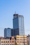 Altus building Royalty Free Stock Photo