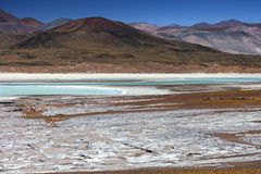 Alues Calientes - Atacama Desert - Chile Royalty Free Stock Image