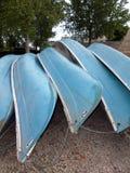Alugue uma canoa imagens de stock royalty free