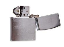 Alumbrador del metal aislado Imágenes de archivo libres de regalías