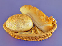 Alumbrador del placer de la panadería Fotografía de archivo
