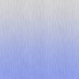 Aluminio aplicado con brocha azul stock de ilustración
