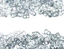 Aluminio del tirón del anillo de latas Fotos de archivo