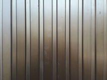 Aluminio rayado Fotografía de archivo libre de regalías