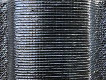 Aluminiowa tekstura Obraz Royalty Free
