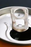aluminiowej puszki pop top tucka Obrazy Stock