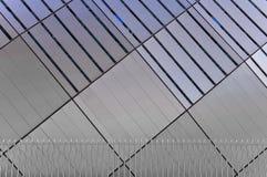 aluminiowy tło Obraz Royalty Free