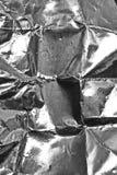 Aluminium écrasé Photos stock