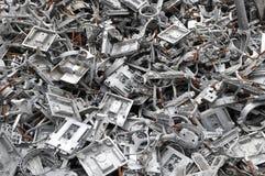 Aluminium Lizenzfreie Stockfotos