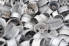 Aluminium Lizenzfreie Stockbilder