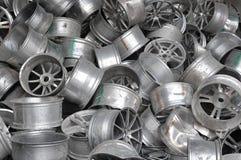 Aluminium stock afbeeldingen