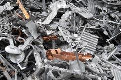 Aluminium Lizenzfreie Stockfotografie