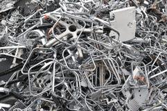 Aluminium Stockfotografie