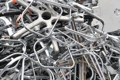 Aluminium Lizenzfreies Stockfoto