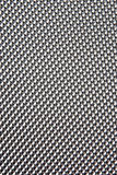 Aluminium. Close up of a textured aluminium surface royalty free stock image