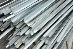 Aluminium royalty-vrije stock afbeeldingen