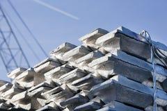 aluminium image libre de droits