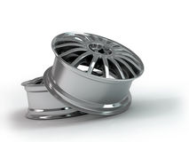 Aluminium Alloy rims, Car rims. Stock Image