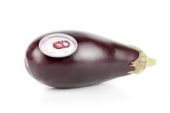 Aluminium aubergine Royalty Free Stock Image