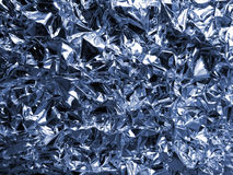 Aluminium background Royalty Free Stock Image