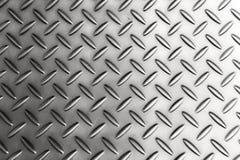 aluminium bakgrund Royaltyfri Fotografi