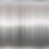 Aluminium balayé brillant Photos libres de droits